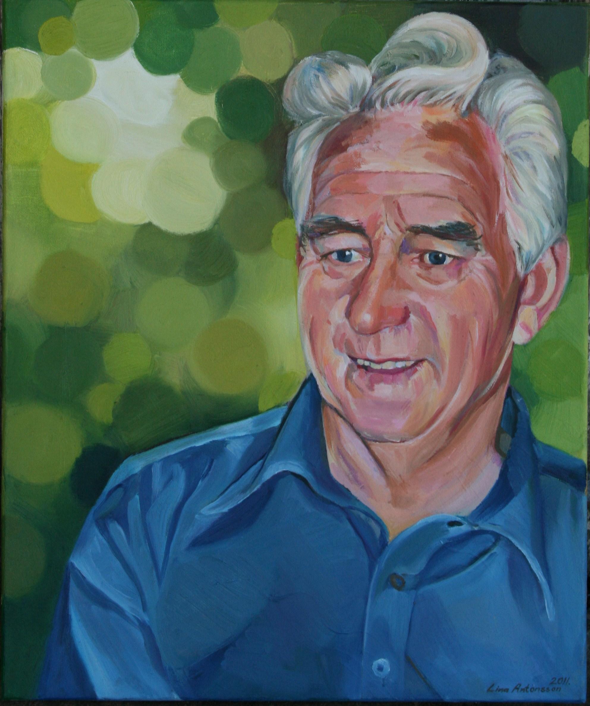 portrait of stig